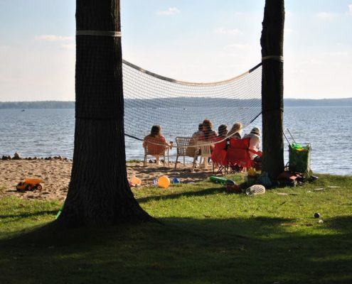 Foughts Resort Houghton Lake Vacation Log Cabin Rentals